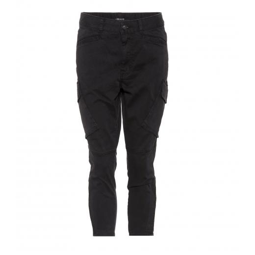 Jbrand spodnie Cargo czarne 27