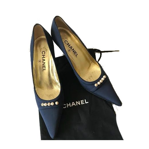 Szpilki Chanel