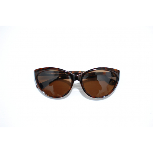 Tom Ford dark brown plastic sunglasses