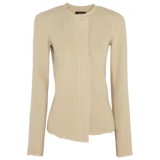 Isabel Marant Kailey wool and angora-blend jacket
