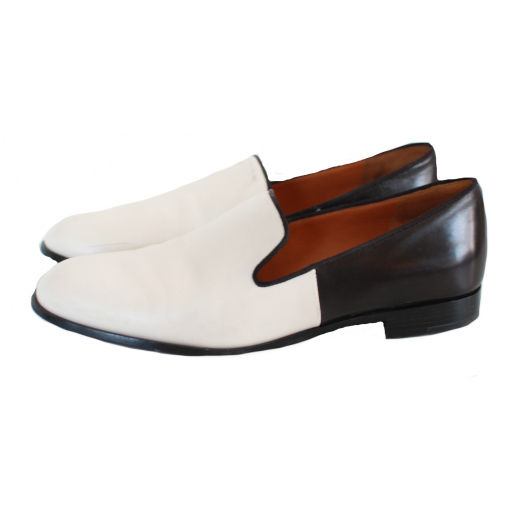 Marc Jacobs Bicolor Loafers