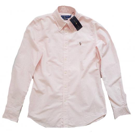 POLO RALPH LAUREN Harper Roll Sleeve Logo Shirt
