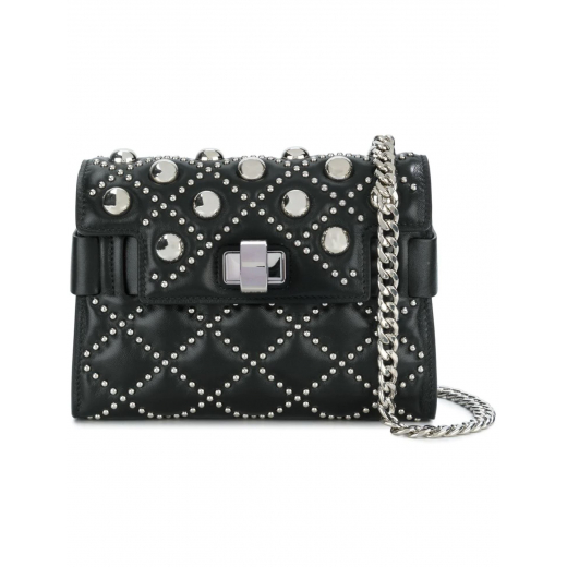 MIU MIU torebka studded shoulder bag, nowa