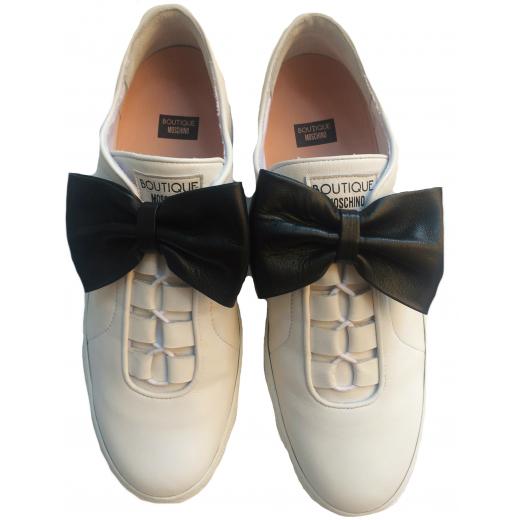 Skórzane sportowe buty