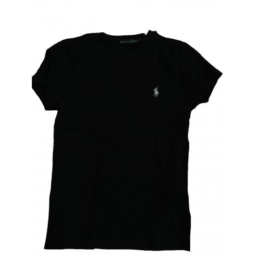 Czarna bluzka Ralph Lauren