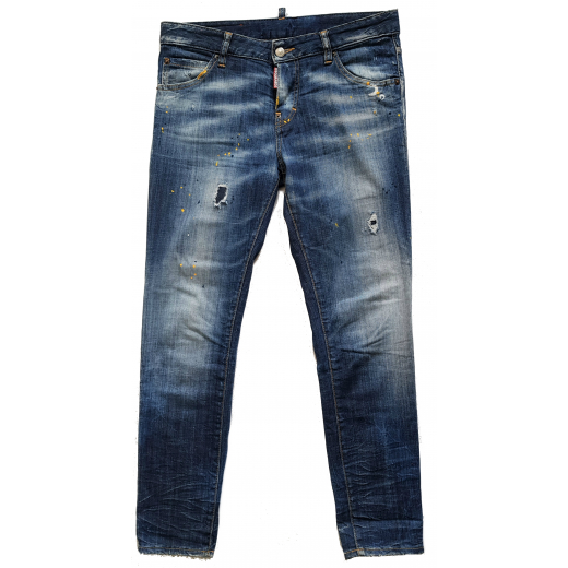Dsquared 2 spodnie jeans cool girl jean