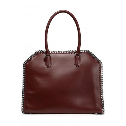 STELLA McCARTNEY Falabella faux leather tote nowa