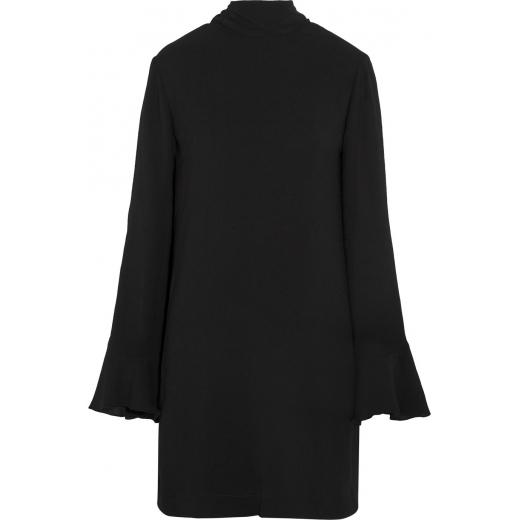 IRO Anna marszczona krepowa sukienka mini nowa 36