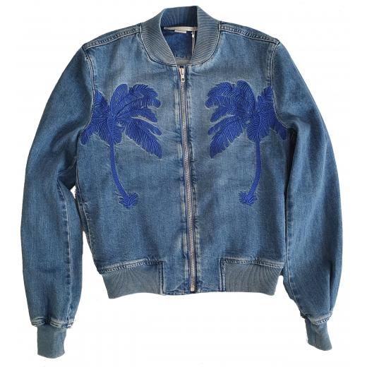 Stella McCartney Denim Jacket 34/36