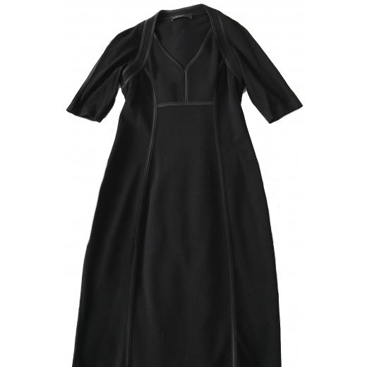 MARCCAIN - sukienka wełniana