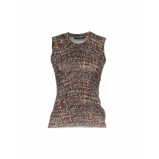 Dolce & Gabbana Sleeveless sweaters, nowy XS-S