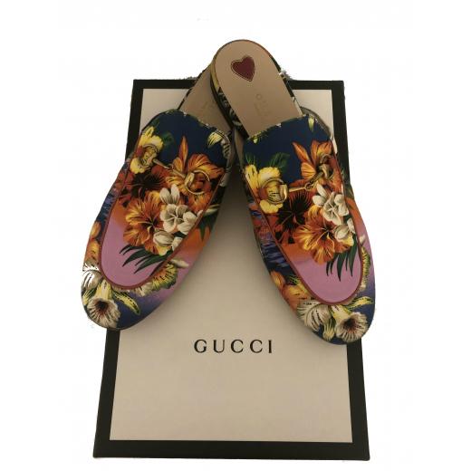 Mule Gucci Princetown 38
