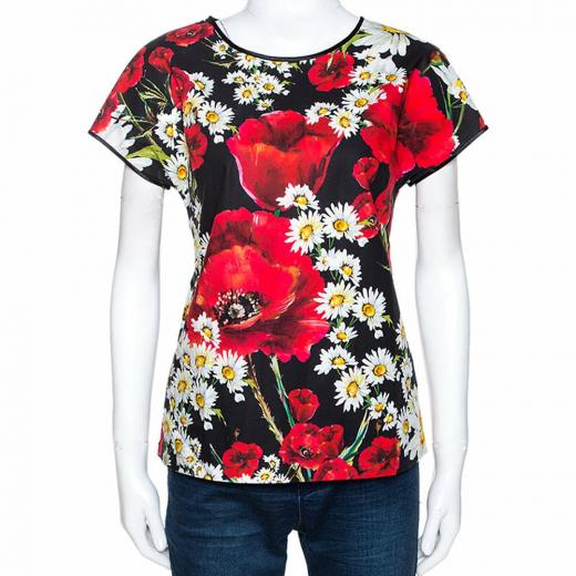 Nowa bluzka z metkami w maki Dolce Gabbana 38