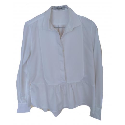 Biała koszula Valentino