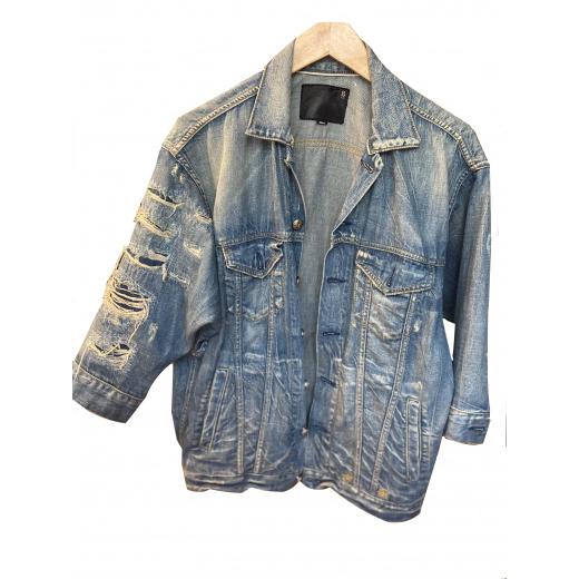 Kurtka jeansowa oversize firmy R13