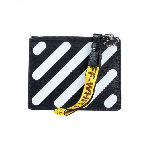 OFF-WHITE Diag Double clutch kopertówka nowa