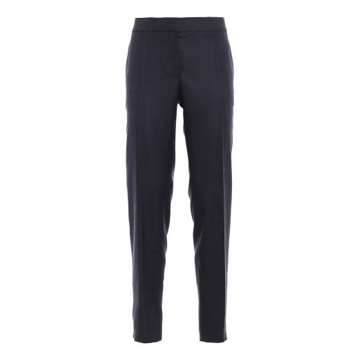 STELLA MCCARTNEY Vivian wool straight pants