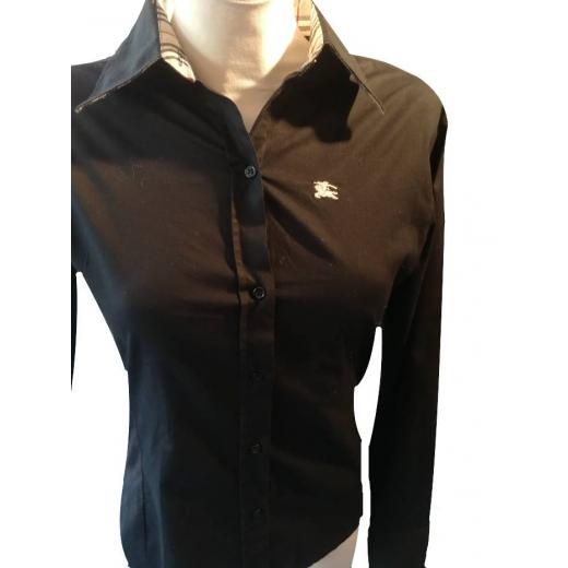 BURBERRY czarna koszula