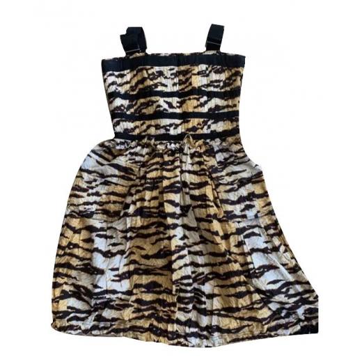 Sukienka dolce & gabbana 42 (m) jak nowa tygrys