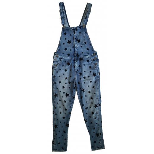 Current/Elliott ogrodniczki jeans 36-38
