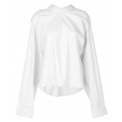 Mm6 Maison Margiela back bow tie bluzka S