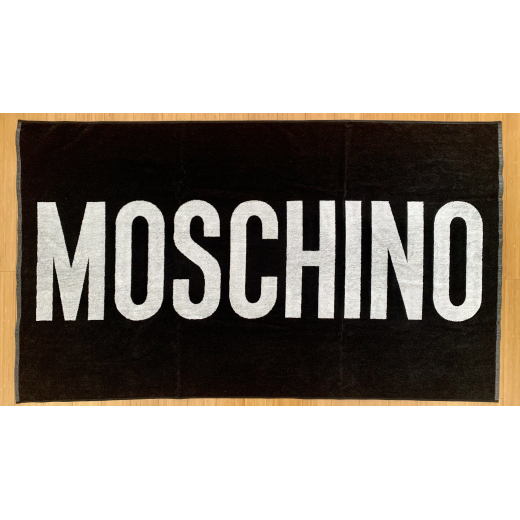 MOSCHINO - ręcznik kąpielowy